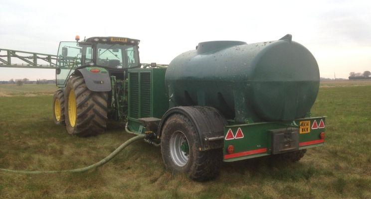 Enduramaxx Farm Water Bowsers, Road Tow, Farm Tow & Skid Mounted