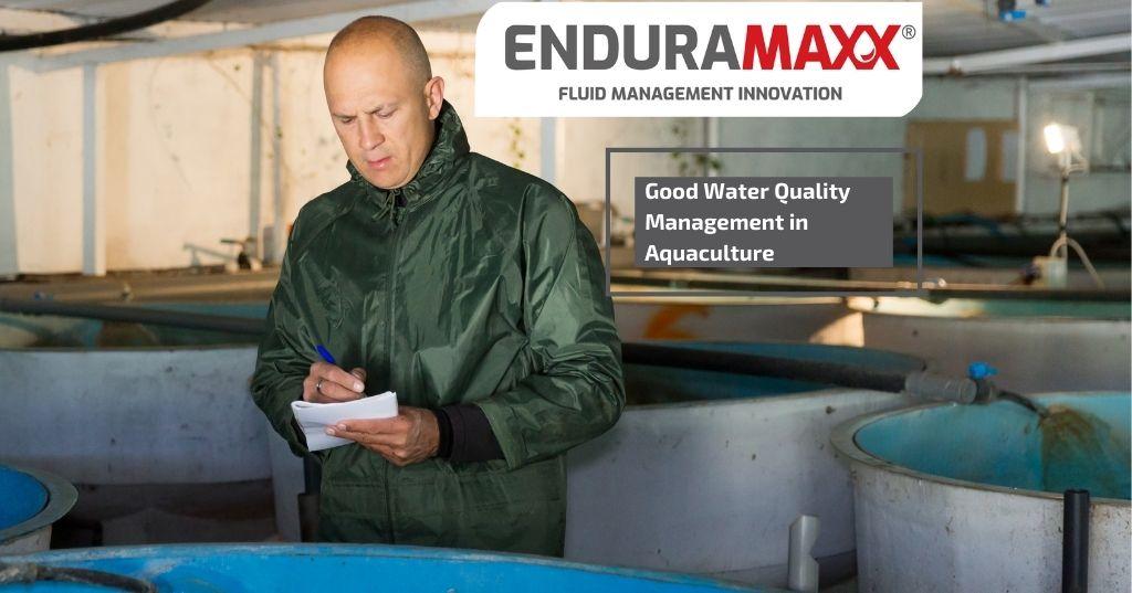 Enduramaxx Good Water Quality Management in Aquaculture
