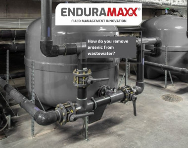 Enduramaxx How do you remove arsenic from wastewater