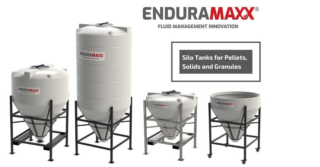 Enduramaxx Silo Tank - Tanks for Pellets, Solids and Granules