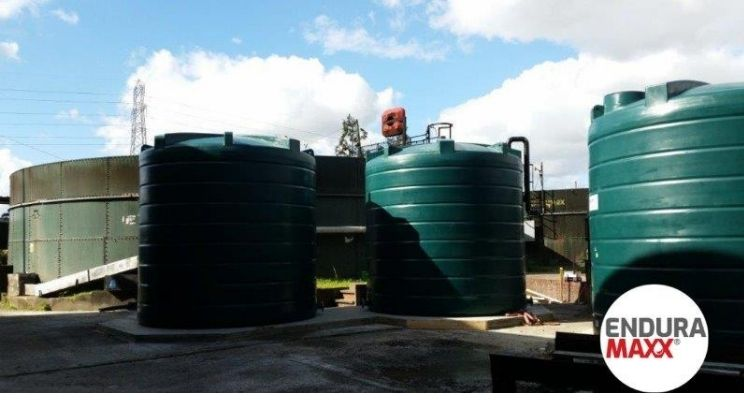 Enduramaxx Using the Correct Tanks in Your Effluent Treatment Processes