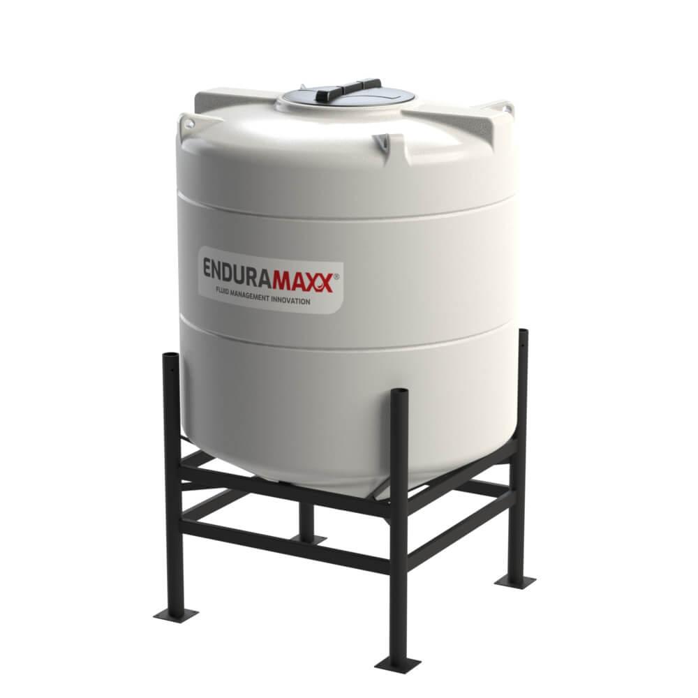 Conical Tanks for Microalgae Photobioreactors