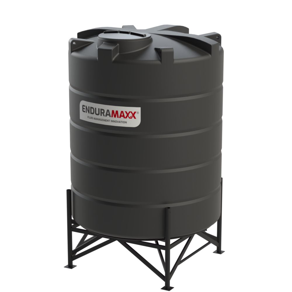 Conical Treatment Tanks for Microalgae Water Treatment