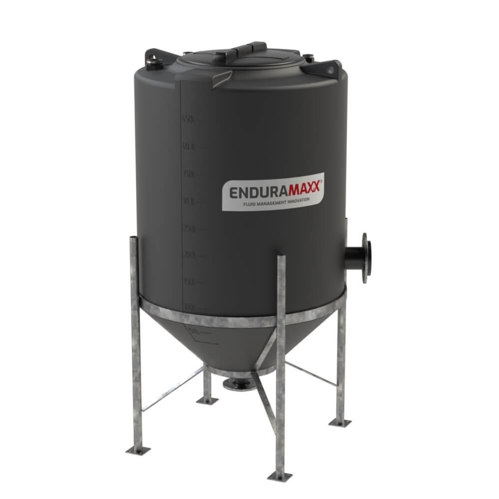 Enduramaxx CIP Conical Bottom Tank Clean in Place Tank