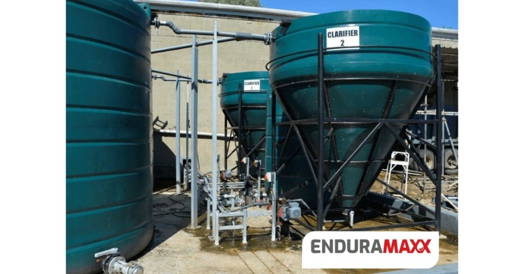 Enduramaxx Why are clarification tanks used in water treatment plants
