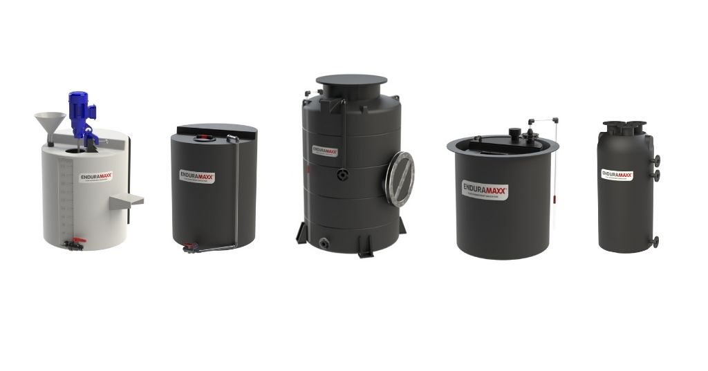 Enduramaxx Why are plastic tanks used to store chemicals