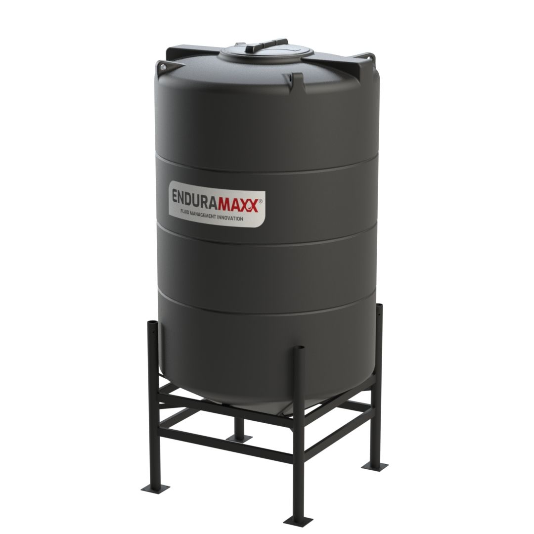 Enduramaxx Conical Tanks for Stone Wastewater Treatment
