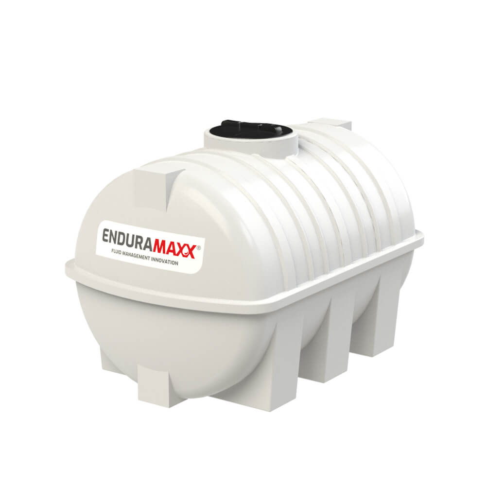 171220 2000 Litre Static Horizontal Water Tank Natural