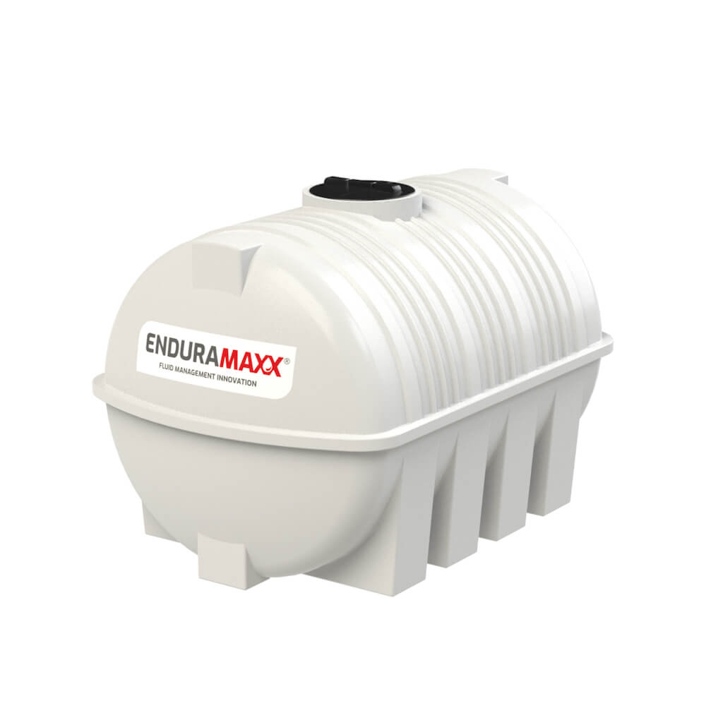 171230 3000 Litre Static Horizontal Water Tank Natural
