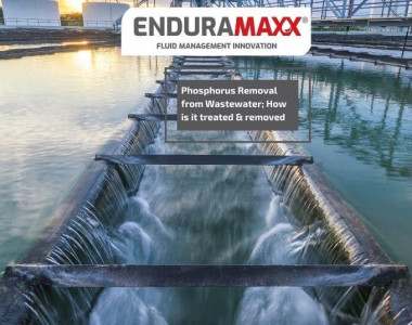Enduramaxx Phosphorus Removal from Wastewater; How is it treated & removed