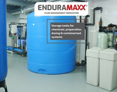 Enduramaxx Storage tanks for chemicals, preparation, dosing & containerised systems